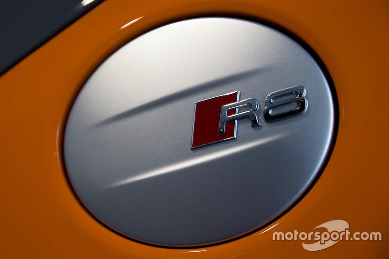Detail Audi R8