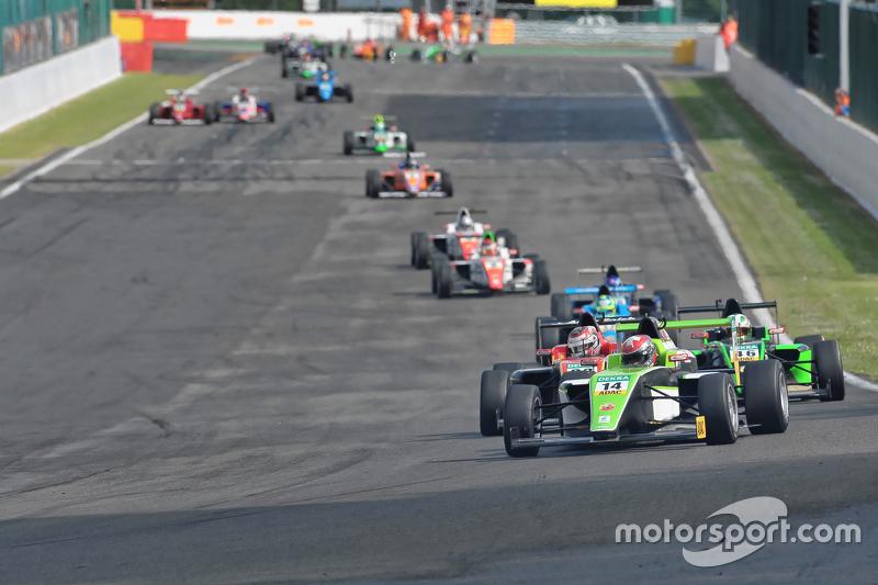 Моріц Мюллер-Крепон, Jenzer Motorsport at Spa-Francorchamps