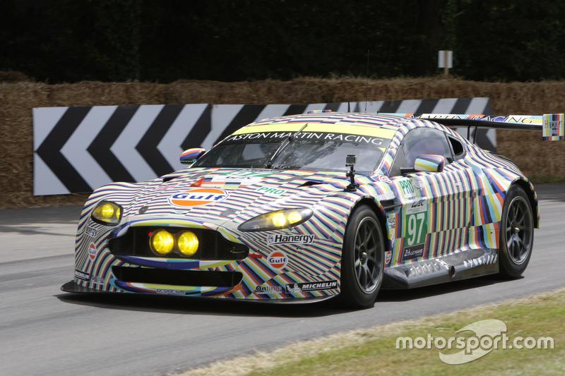 Aston Martin Art Car