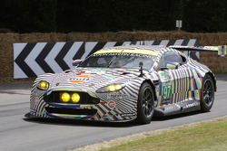 Aston Martin Art Car
