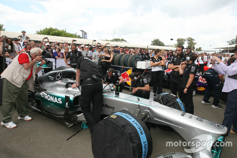 F1 Collecting Area