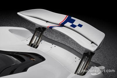 McLaren P1 Alain Prost