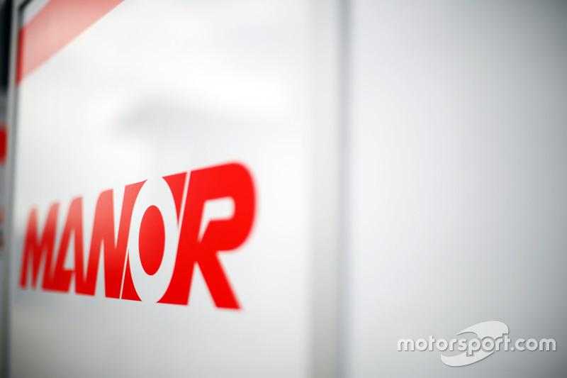 Manor F1 Team лого