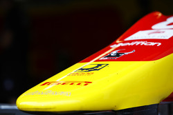 The nose cone of Alexander Rossi, Racing Engineering