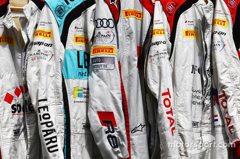 Seluruh Belgian Audi Club Team WRT