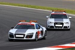 Carros de segurança da Audi