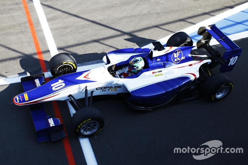 Silverstone - Adderly Fong, Koiranen GP