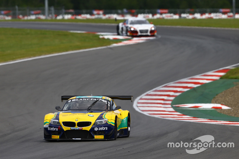 #0 BMW Sports Trophy Team Brasil, BMW Z4: Caca Bueno, Sergio Jimenez