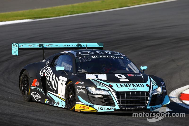 #1 Belgian Audi Club Team WRT, Audi R8 LMS Ultra: Laurens Vanthoor, Robin Frijns