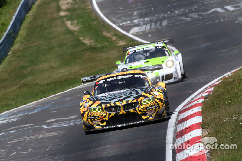 #36 Walkenhorst Motorsport, BMW Z4 GT3: Felipe Laser, Michaela Cerruti, Felipe Laser