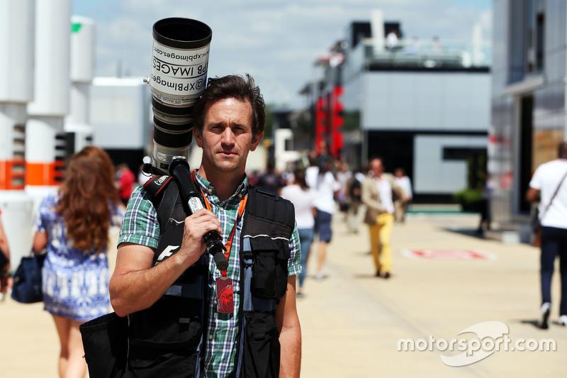 Russell Batchelor, XPB Images, Fotograf