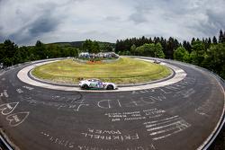 #50 Aston Martin Test Centre, Aston Martin GT12: Chris Harris, Shinichi Katsura, Kazunori Yamauchi,