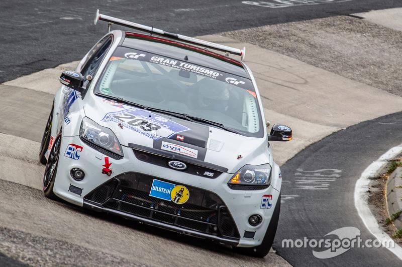 #209 Ford Focus RS: Ralph Caba, Volker Lange, Oliver Sprungmann