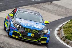 #303 Team Scheid-Honert Motorsport BMW M235i Racing: Michael Schrey, Max Partl, Uwe Ebertz, Jörg Weidinger