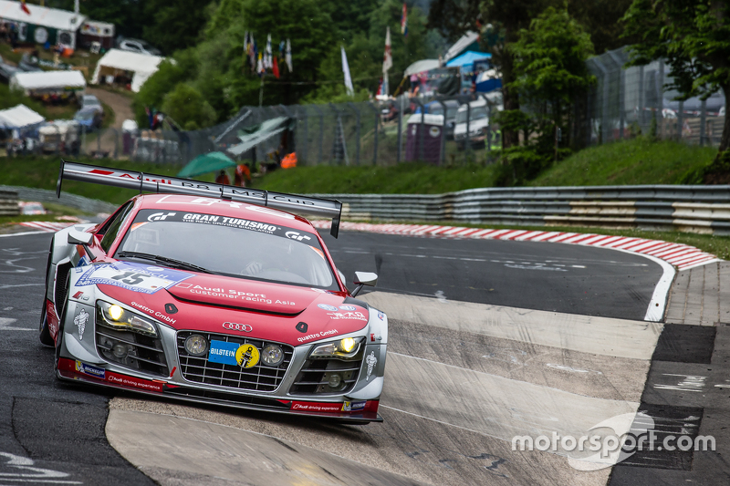#15 Audi Race Experience, Audi R8 LMS ultra: Alex Yoong, Frankie Cheng, Marchy Lee, Shaun Thong