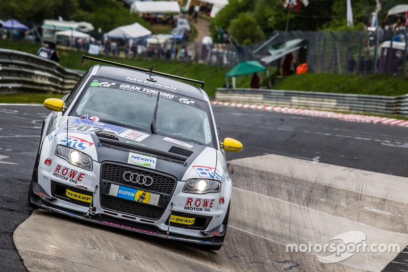 #207 Audi A4 quattro: Thomas Hanisch, Michael Kühne, Michael Eichhorn, Markku Honkanen