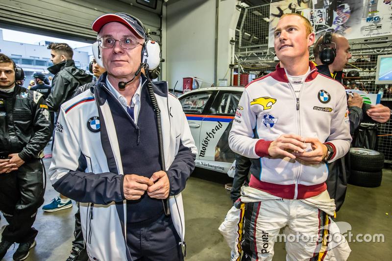Marc VDS Racing: Maxime Martin