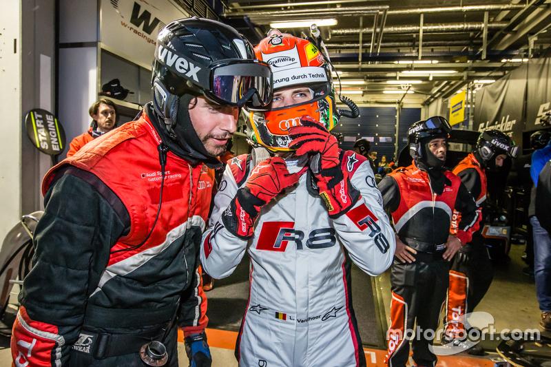 Audi Sport Team WRT: Laurens Vanthoor