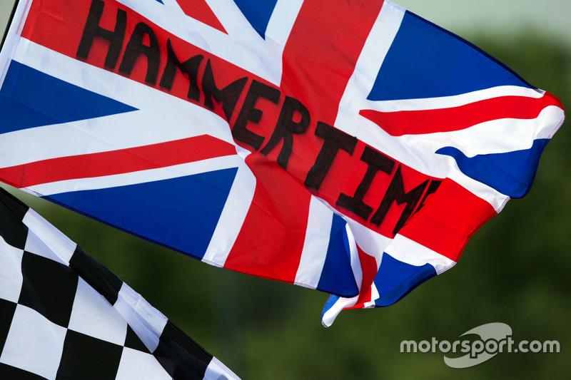 Hammertime flag