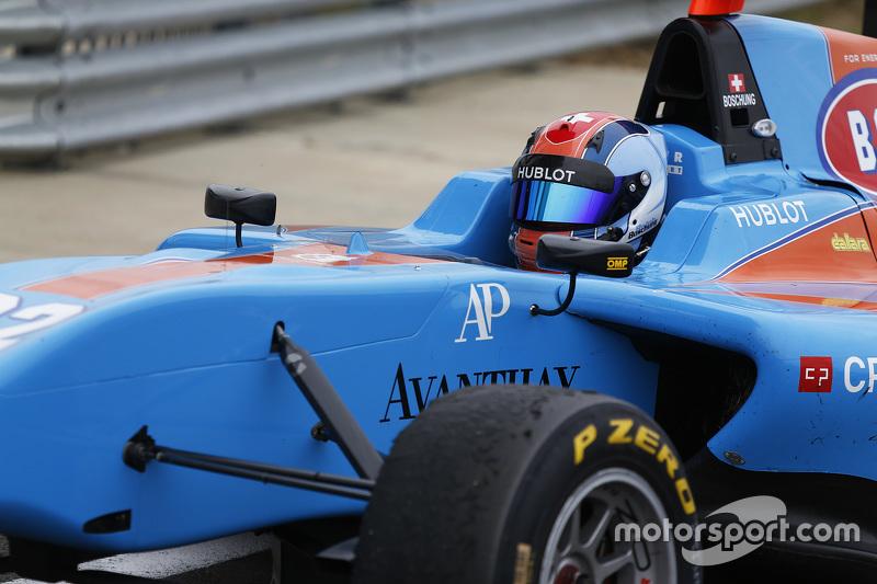 Ральф Бошунг, Jenzer Motorsport