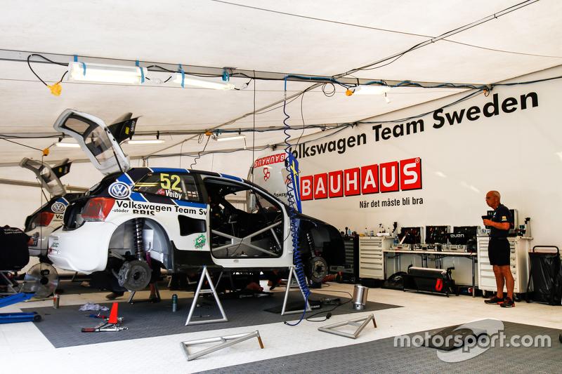Оле Крістіан Вейбі, Volkswagen Team Sweden Polo R WRX