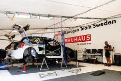 Ole Christian Veiby, Volkswagen Team Sweden Polo R WRX
