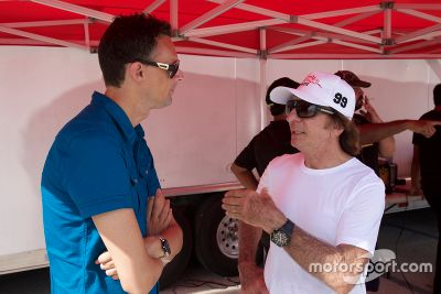 Emerson Fittipaldi Jr. at Homestead
