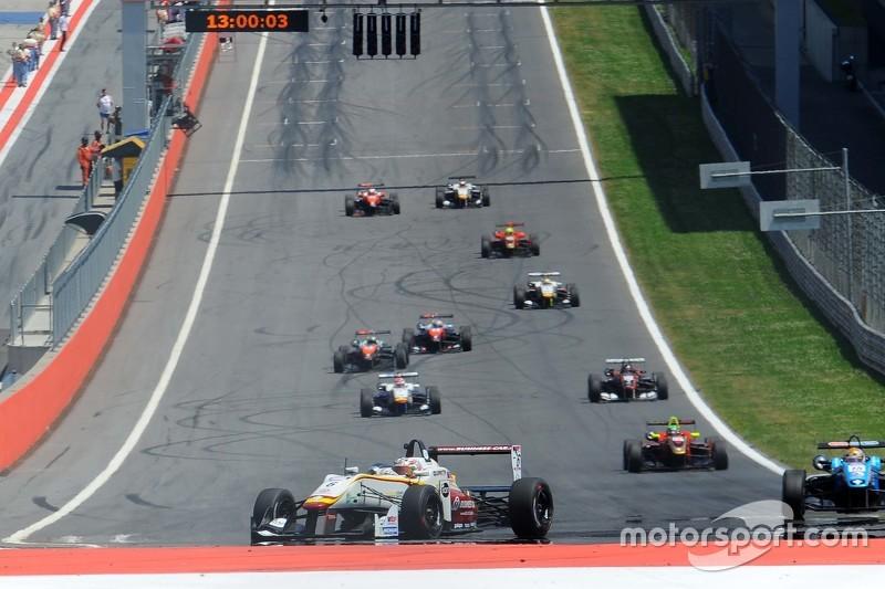 V этап Евроформулы Open