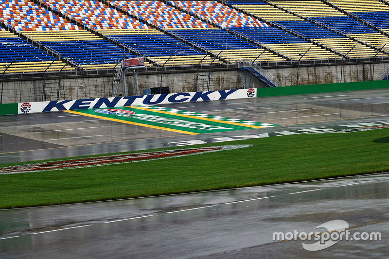 Hujan di Kentucky