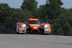 #60 Michael Shank Racing ile Curb/Agajanian Ligier JS P2 Honda: John Pew, Oswaldo Negri Jr.