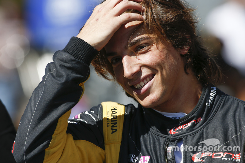 Roberto Merhi (2014-2015)