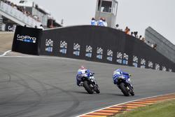 Алеїч Еспаргаро та Маверік Віньялес, Team Suzuki MotoGP