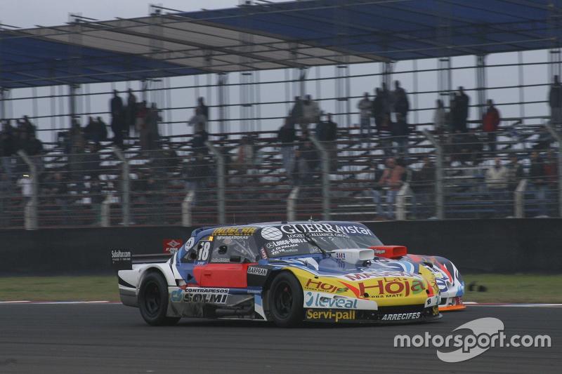 Luis Jose di Palma, Inde car Racing Torino, dan Christian Lede sma, Jet Racing Chevrolet