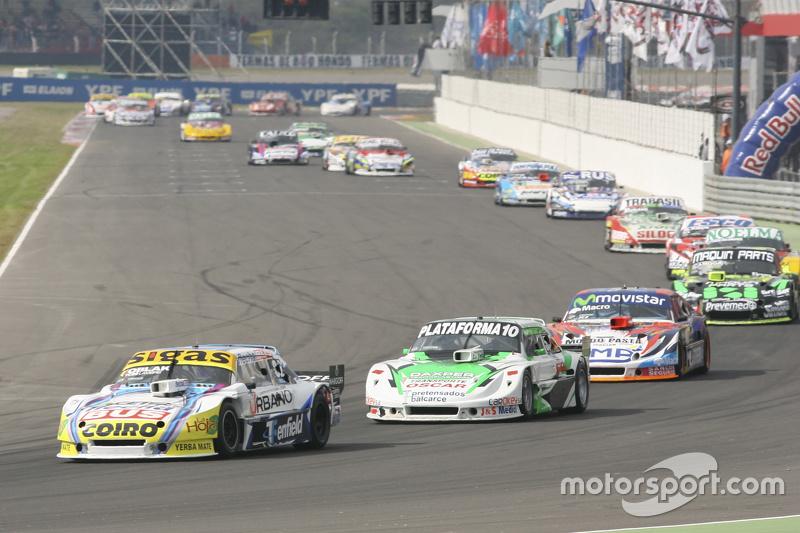 Mauricio Lambiris, Coiro Dole Racing Torino ve Santiago Mangoni, Laboritto Jrs Torino ve Christian Lede sma, Jet Racing Chevrolet