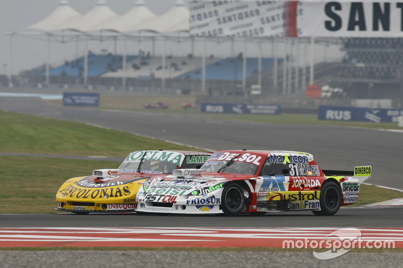 Juan Pablo Gianini, JPG Racing Ford dan Nicolas Bonelli, Bonelli Competicion Ford