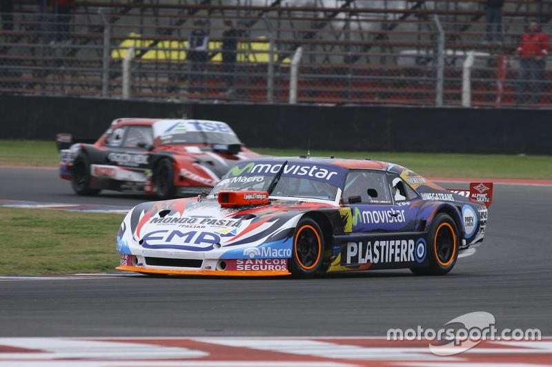 Christian Lede sma, Jet Racing Chevrolet dan Jose Manuel Urcera, JP Racing Torino