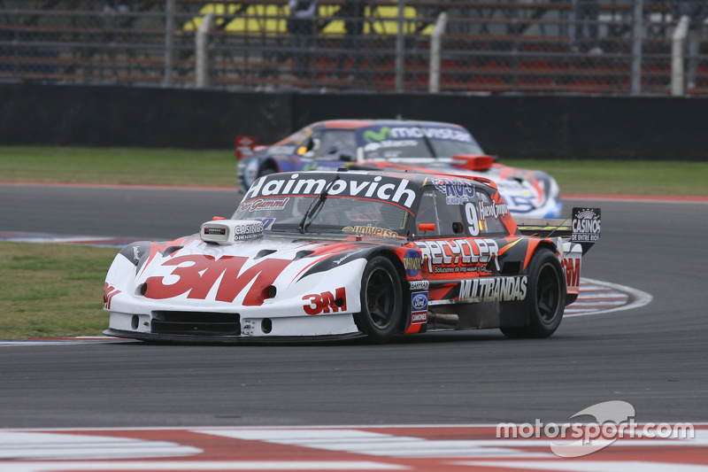 Mariano Werner, Werner Competicion Ford, dan Christian Lede sma, Jet Racing Chevrolet
