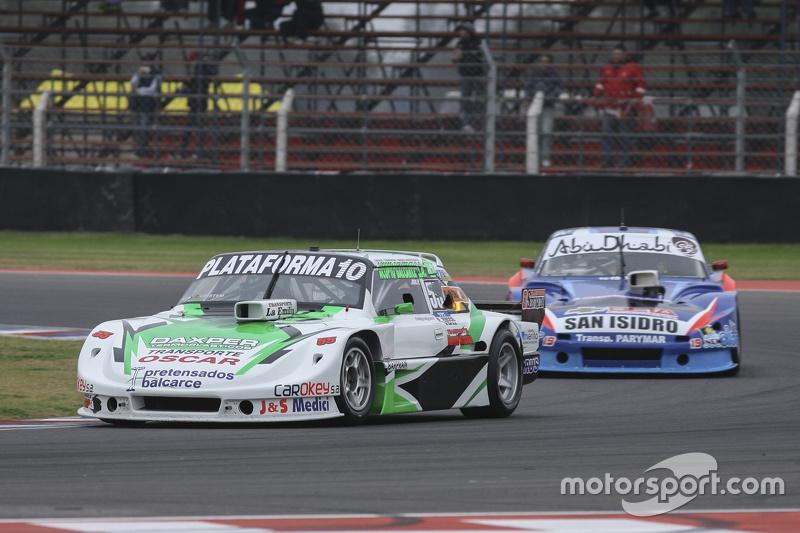 Santiago Mangoni, Laboritto Jrs Torino, dan Matias Rodriguez, UR Racing Dodge