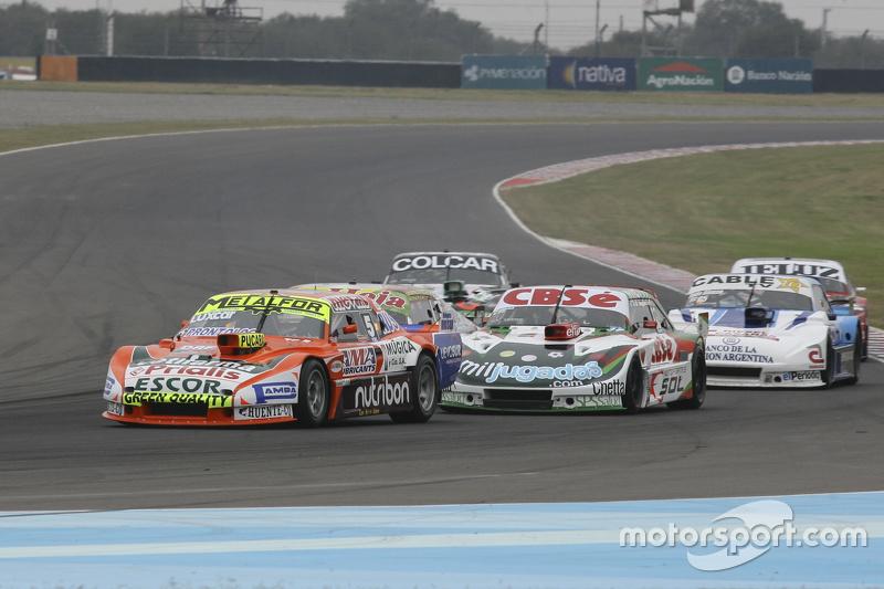 Jonatan Castellano, Castellano Power Team Dodge, dan Carlos Okulovich, Maquin Parts Racing Torino, dan Federico Alonso, Taco Competicion Torino