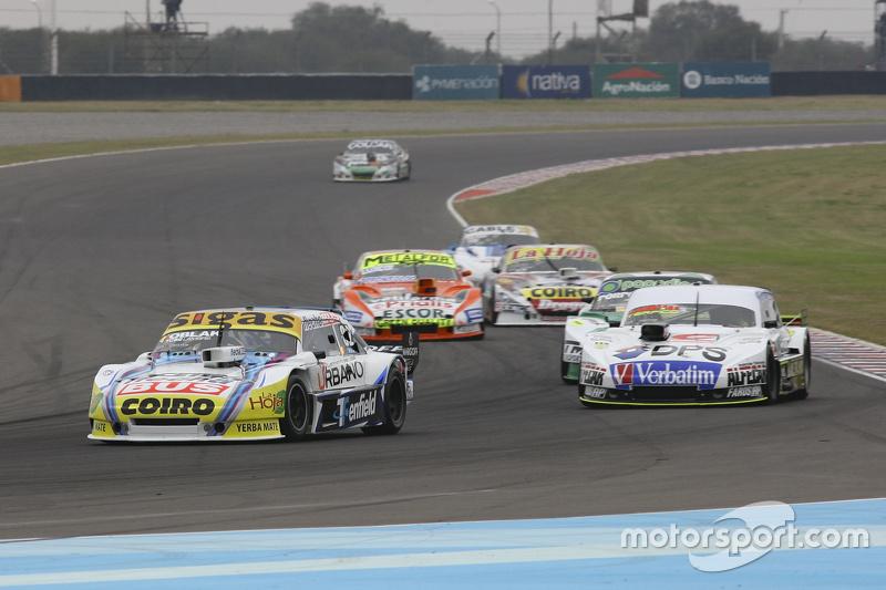Mauricio Lambiris, Coiro Dole Racing Torino ve Leonel Sotro, Alifraco Sport Ford ve Emiliano Spataro