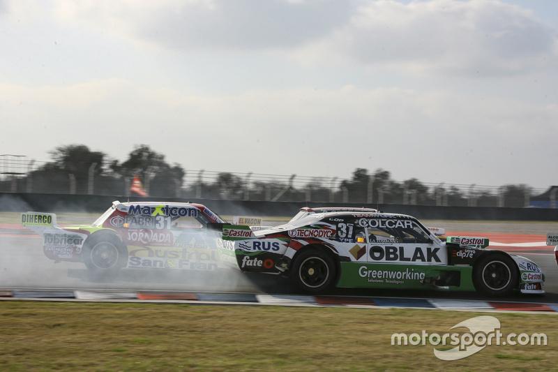 Gaston Mazzacane, Coiro Dole Racing Chevrolet and Juan Pablo Gianini, JPG Racing Ford