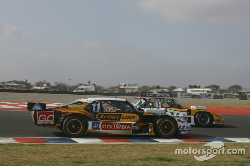 Leonel Pernia, Las Toscas Racing Chevrolet, dan Prospero Bonelli, Bonelli Competicion Ford
