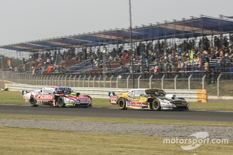 Leonel Pernia, Las Toscas Racing Chevrolet, dan Guillermo Ortelli, JP Racing Chevrolet