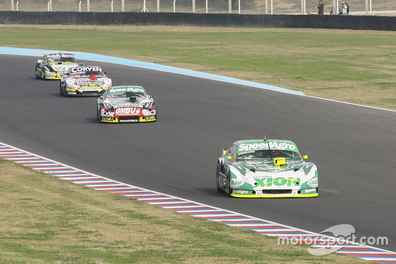 Agustin Canapino, Jet Racing Chevrolet dan Facundo Ardusso, Trotta Competicion Dodge dan Juan Marcos