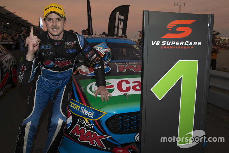 Juara balapan Mark Winterbottom, Prodrive Racing Australia Ford