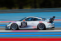 #55 Crubilé Sport Porsche 991 Cup: Sébastien Crubilé, François Perrodo, Emmanuel Collard, Cedric Mezard