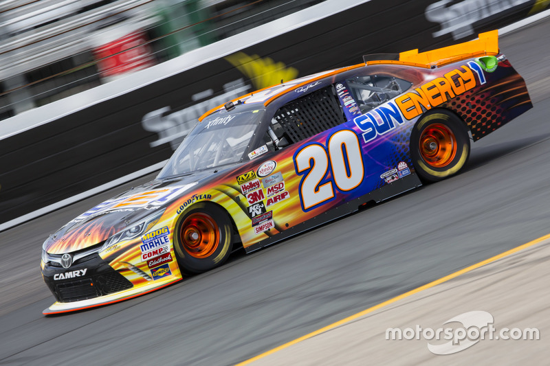 David Ragan, Joe Gibbs Racing Toyota
