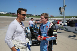 Chris Soules from The Bachelor and Conor Daly