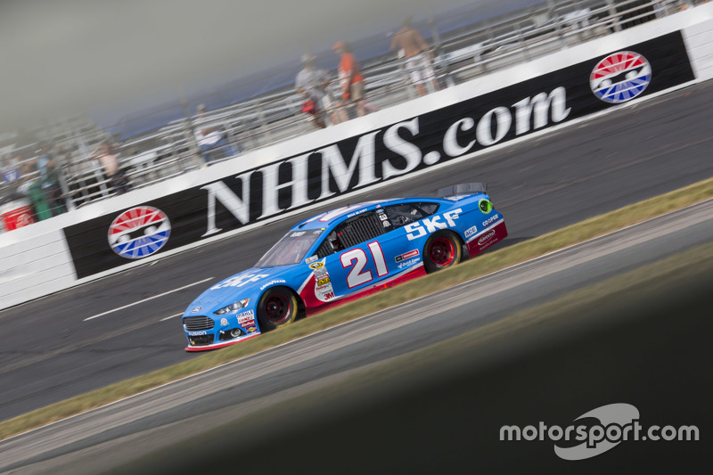 Ryan Blaney, Woods Brothers Racing Ford