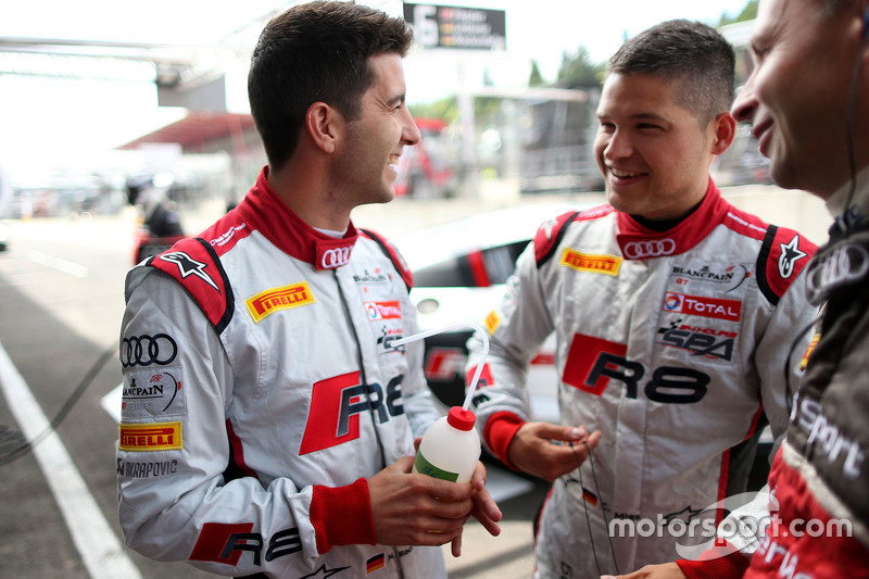 Mike Rockenfeller ve Christopher Mies